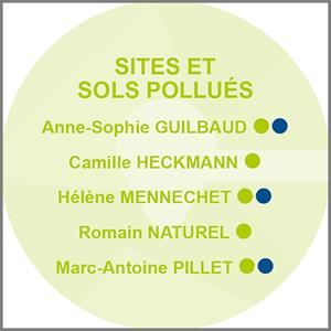 Équipe sites et sols pollues alt, calligee.fr, calligee.eu, sciences et techniques géologiques