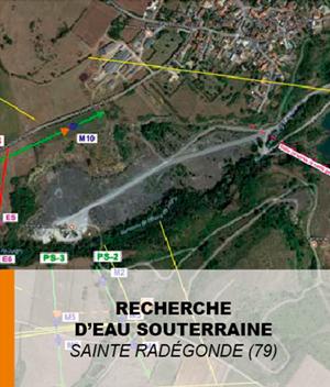 Sainte-Radegonde-recherche-eau-souterraine