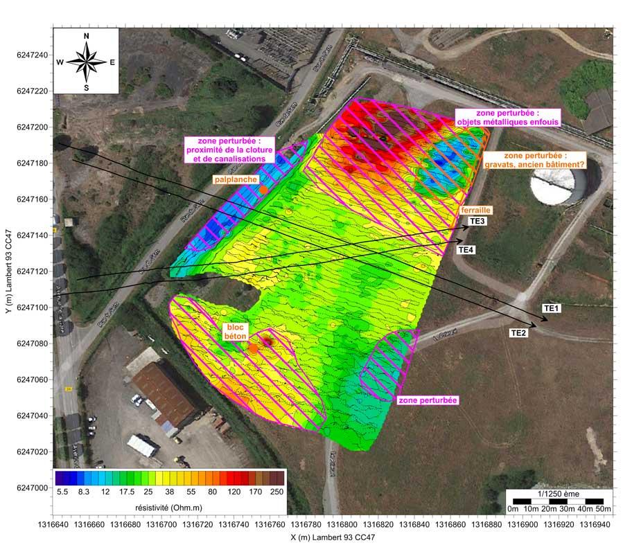 etude-prealable-forage-Donges-Loire-Atlantique-01, calligee.fr, sciences et techniques geologiques