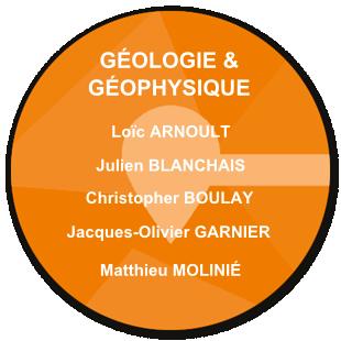 Équipe géologie et géophysique, calligee.fr, calligee.eu, sciences et techniques géologiques