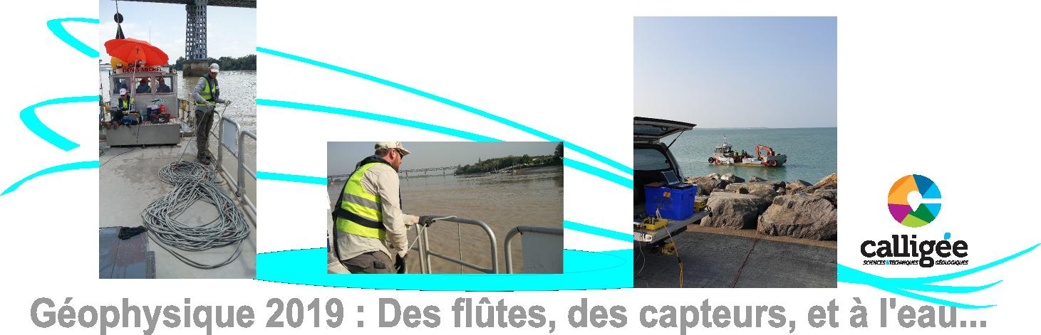 2019_10_Geophysique_Communication_Calligee_Sismique_refraction_aquatique_Sondage_tomo
